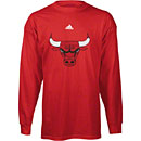 Chicago Bulls Youth Primary Logo Long Sleeve T-Shirt