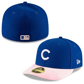 e5278df9f2045 Chicago Cubs 2019 Mother s Day Low Profile 59 50 Fitted Hat