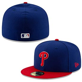 Philadelphia Phillies Authentic 5950 Alternate Cap