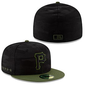 Pittsburgh Pirates 2019 Authentic Alternate 3 59FIFTY Fitted Cap