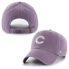 Chicago Cubs Ladies Iris Clean Up Adj Cap