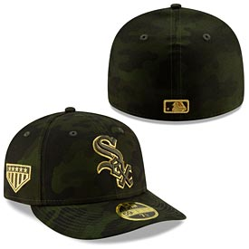 Chicago White Sox 2019 Armed Forces Day Low Profile 59/50 Fitted Hat