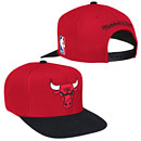 Chicago Bulls XL Logo Two-Tone Snapback Adjustable Cap