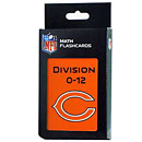 Chicago Bears Division Math Flashcards