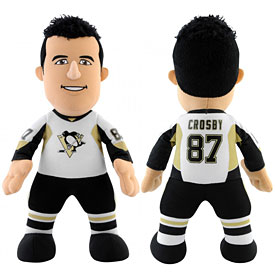 Pittsburgh Penguins Sidney Crosby 10in. Plush Player Doll