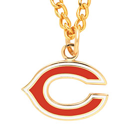 Chicago Bears Official Logo Necklace