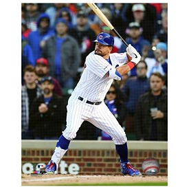 Chicago Cubs Kyle Schwarber 5X7 Photo