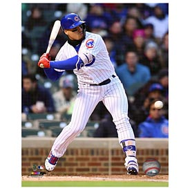 Chicago Cubs Javier Baez 8X10 Photo