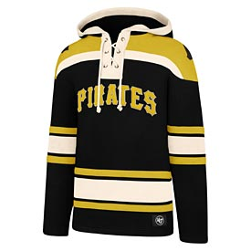 Pittsburgh Pirates Superior Lacer Hooded Sweatshirt