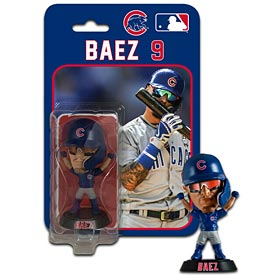 "Chicago Cubs Javier Baez 4"" Bobble Head"