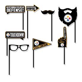 Pittsburgh Steelers Party Props