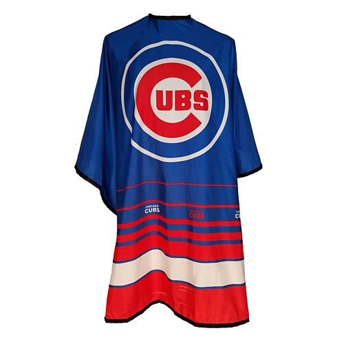 Chicago Cubs Barber Cape
