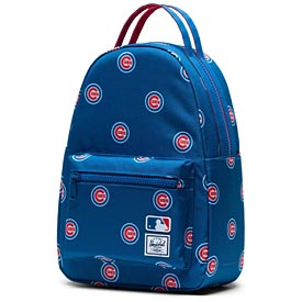 Chicago Cubs Nova Logos Small Backpack