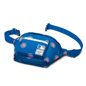Chicago Cubs Logos Hip Pack