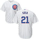 Chicago Cubs Sammy Sosa Youth Home Cool Base Replica Jersey