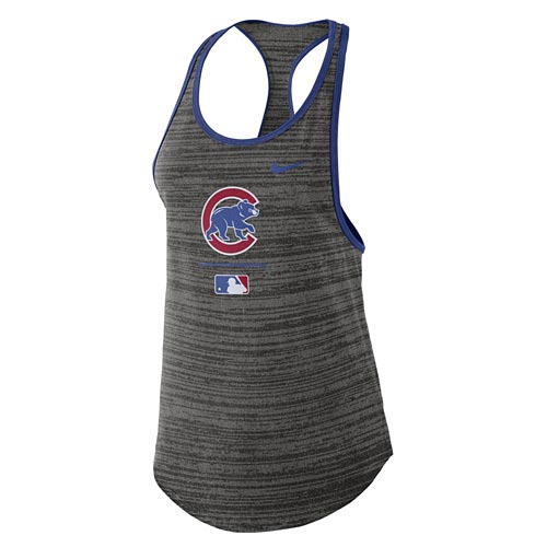 Chicago Cubs Ladies Velocity Nike Tank Top