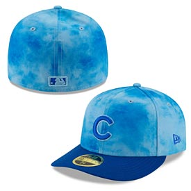 Chicago Cubs 2019 Fathers Day Low Profile 59/50 Cap