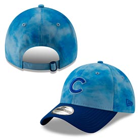Chicago Cubs 2019 Fathers Day 920 Adj. Cap