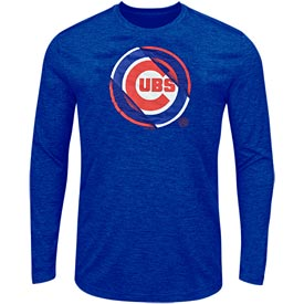 Chicago Cubs Vital to Success L/S Tee