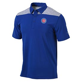 Chicago Cubs Columbia Utility Polo