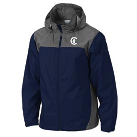 Chicago Cubs Columbia 1914 bear Glannaker Rain Jacket
