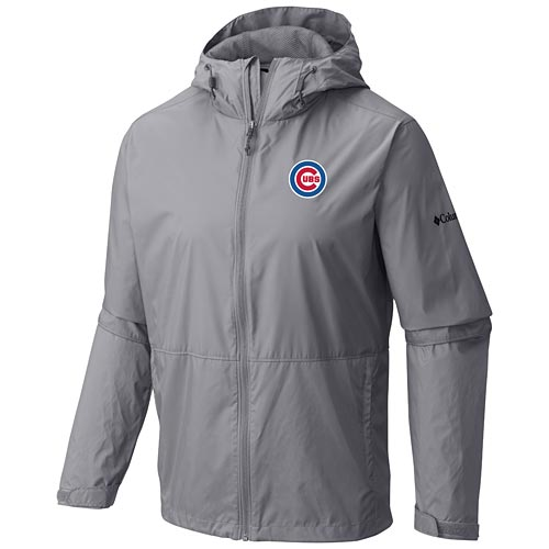 Chicago Cubs Columbia Bullseye Roan Mountain Jacket