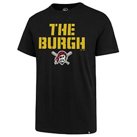Pittsburgh Pirates Super Rival The Burgh Tee