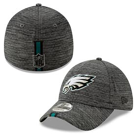 Philadelphia Eagles 2019 Graphite Performance Training 39 Thirty Flex Fit