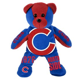 Chicago Cubs Thematic Bear