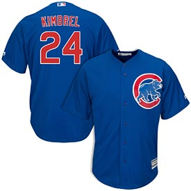 Chicago Cubs Craig Kimbrel Alt Cool Base Replica Jersey