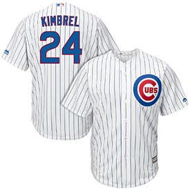 Chicago Cubs Craig Kimbrel Youth Home Cool Base Replica Jersey
