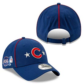 Chicago Cubs 2019 All Star Game Adj Cap