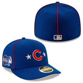 Chicago Cubs 2019 All Star Game Low Profile 59/50 Fitted Hat