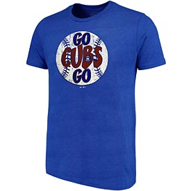 Chicago Cubs 40's Softhand Tee Shirt