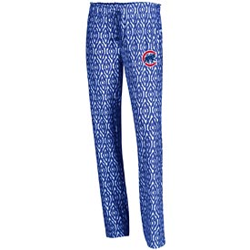 Chicago Cubs Ladies Unwind Sleep Pants