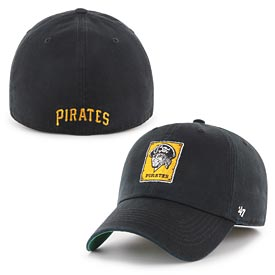 Pittsburgh Pirates Coop Bucco Franchise Fitted Cap