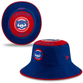 Chicago Cubs 1984 Bold Bucket Hat