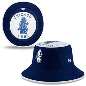 Chicago Cubs 1914 Bold Bucket Hat