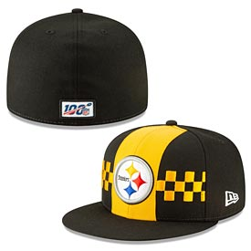 Pittsburgh Steelers 2019 NFL Draft 59 fifty Fitted Cap