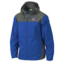Chicago Cubs Columbia Rain Jacket