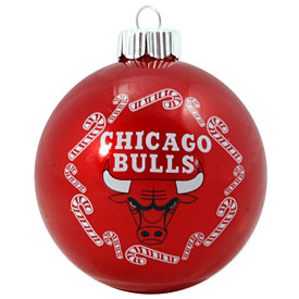 Chicago Bulls Traditional Ornament