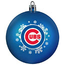 Chicago Cubs Shatterproof Ornament