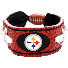 Pittsburgh Steelers Stitch Bracelet