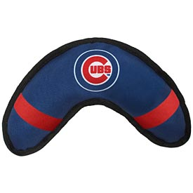 Chicago Cubs Boomerang Dog Toy
