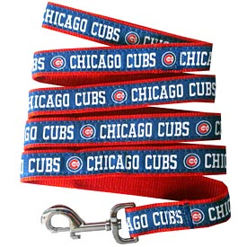 Chicago Cubs Logo Pet Leash