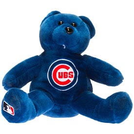 Chicago Cubs Bear Plush