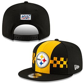 Pittsburgh Steelers 2019 Draft Day Snapback Adj Hat