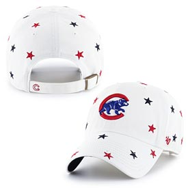 Chicago Cubs Ladies Walking Bear Lobsta Roll Adj Cap