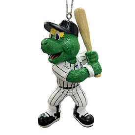 Chicago White Sox Mascot Ornament