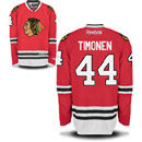Chicago Blackhawks Kimmo Timonen Red Premier Jersey w/ Authentic Lettering